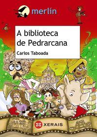 Biblioteca De Pedrarcana, A - Carlos Taboada