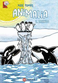 ANIMALIA 2 - BRANCO
