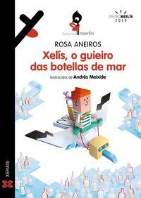 XELIS, O GUIEIRO DAS BOTELLAS DE MAR
