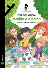 Mariña E O Balon - Pere Tobaruela / Pablo Rosendo (il. )