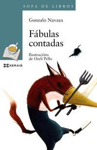 FABULAS CONTADAS