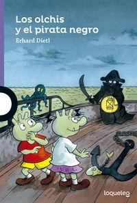 Los olchis y el pirata negro - Erhard Dietl