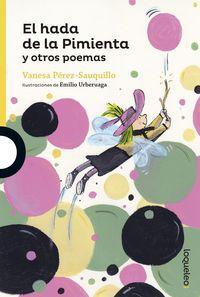 El hada de la pimienta - Vanesa Perez-Sauquillo