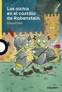 Los olchis en el castillo rabenstein - Erhard Dietl