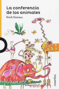 La conferencia de los animales - Erich Kastner