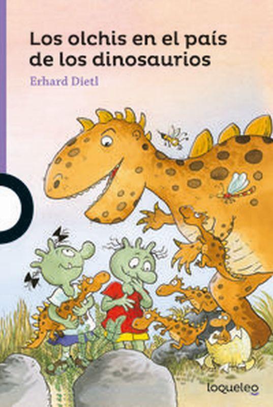 Los olchis en el pais de los dinosaurios - Erhard Dietl