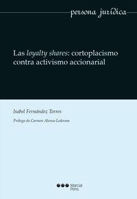 LOYALTY SHARES, LAS - CORTOPLACISMO CONTRA ACTIVISMO ACCION