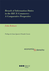 BREACH OF INFORMATION DUTIES IN THE B2C E MOMMERCE COMPARAT