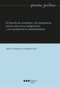 DERECHO DE SOCIEDADES Y COOPERATIVAS, EL