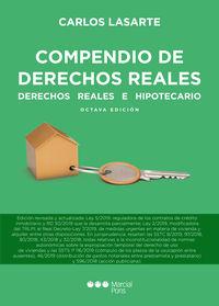 COMPENDIO DE DERECHOS REALES 2019 - DERECHOS REALES E HIPOTECARIO