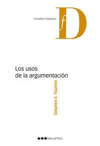 USOS DE LA ARGUMENTACION, LOS