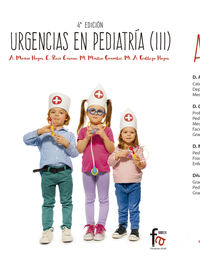 (4 Ed) Urgencias Pediatricas Iii - Procedimientos - Antonio Muñoz Hoyos