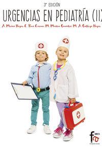 (3 Ed) Urgencias En Pediatria Ii - Antonio Muñoz Hoyos