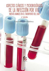 ASPECTOS CLINICOS Y MICROBIOLOGIACOS DE LA INFECCION POR VIH - NUEVOS AVANCES EN EL TRATAMIENTO SIDA-4 EDICION