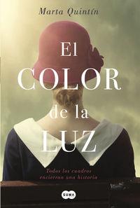 El color de la luz - Marta Quintin Maza