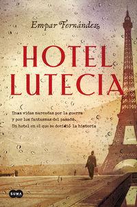Hotel Lutecia - Empar Fernandez