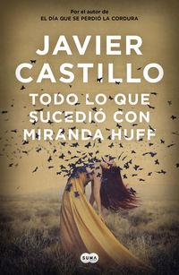 Todo Lo Que Sucedio Con Miranda Huff - Javier Castillo