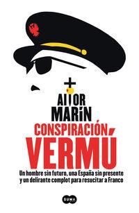 Conspiracion Vermu - Aitor Marin