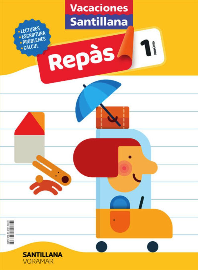 EP 1 - VACACIONES DE REPASO (C. VAL)