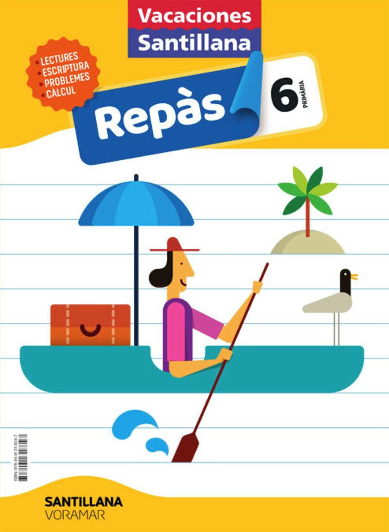 EP 6 - VACACIONES DE REPASO (C. VAL)