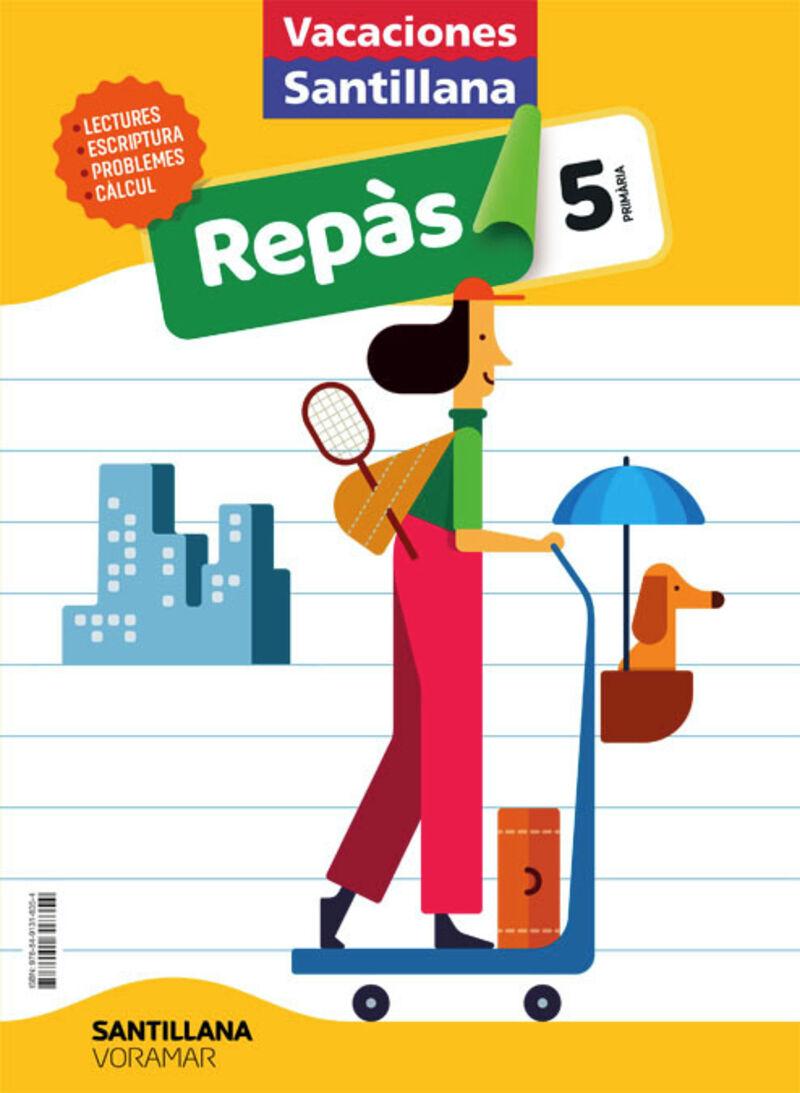 EP 5 - VACACIONES DE REPASO (C. VAL)