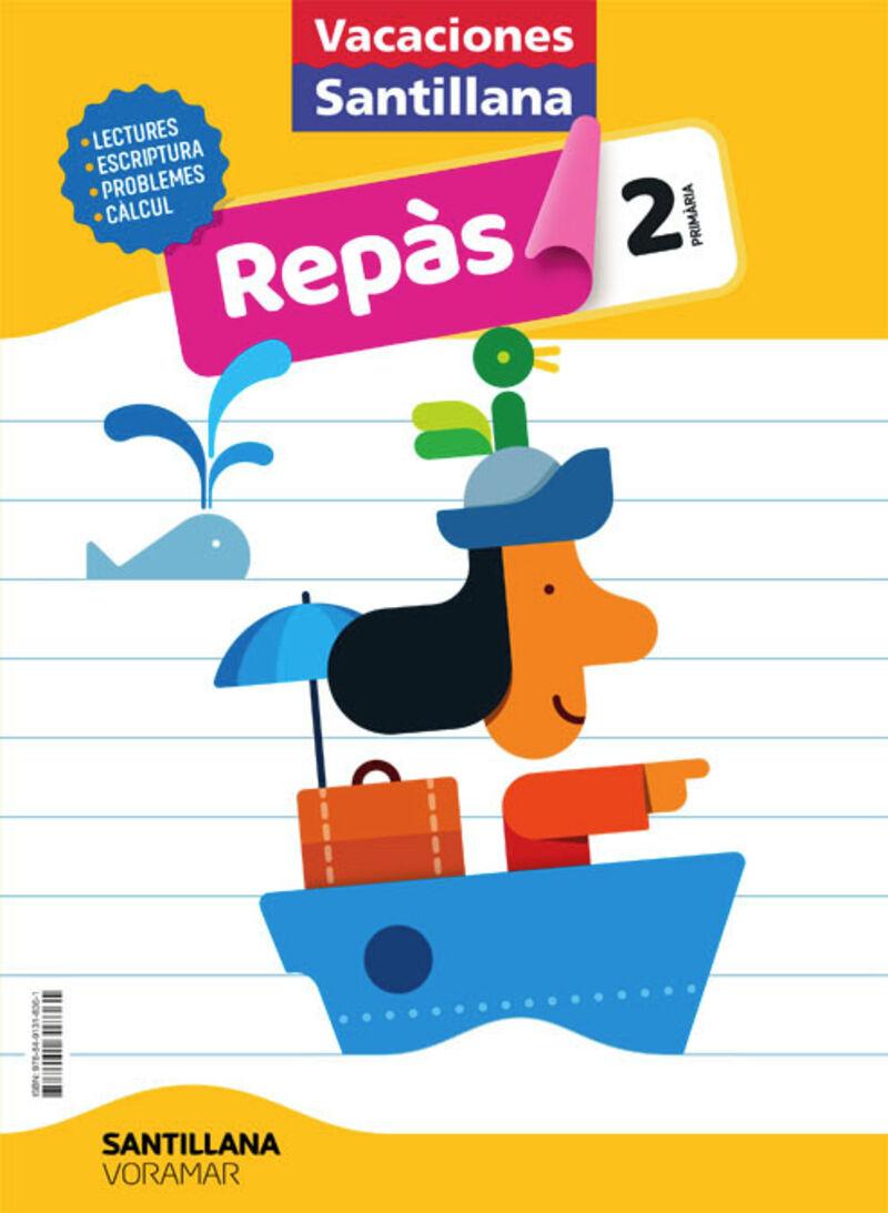 EP 2 - VACACIONES DE REPASO (C. VAL)