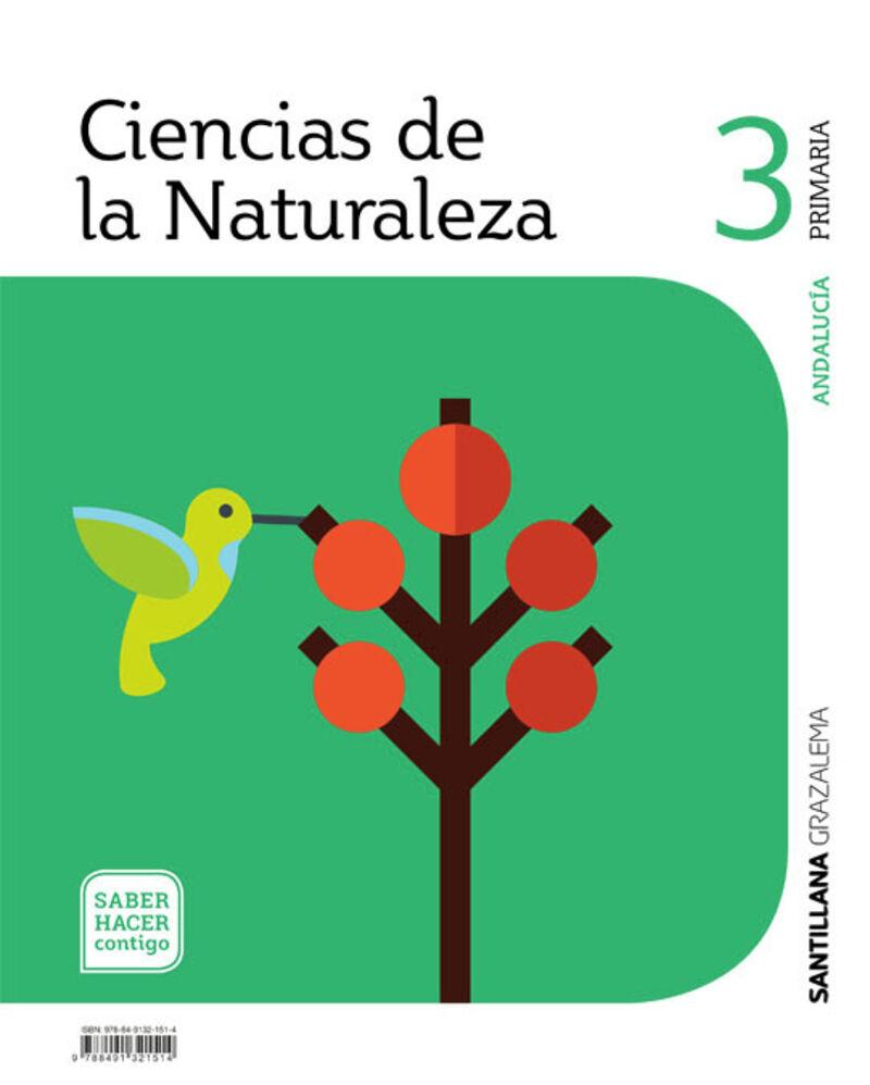 EP 3 - CIENCIAS NATURALEZA (AND) - SABER HACER CONTIGO