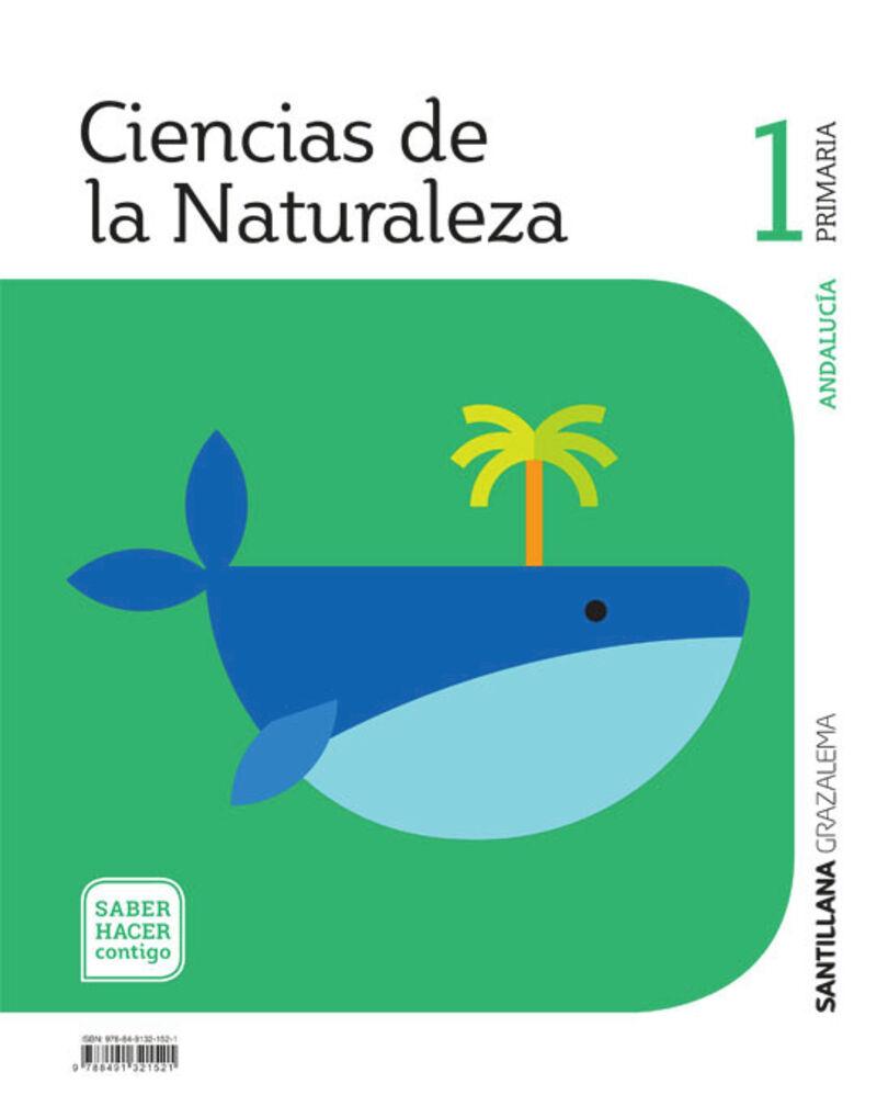 EP 1 - CIENCIAS NATURALEZA (AND) - OBSERVA - SABER HACER CONTIGO