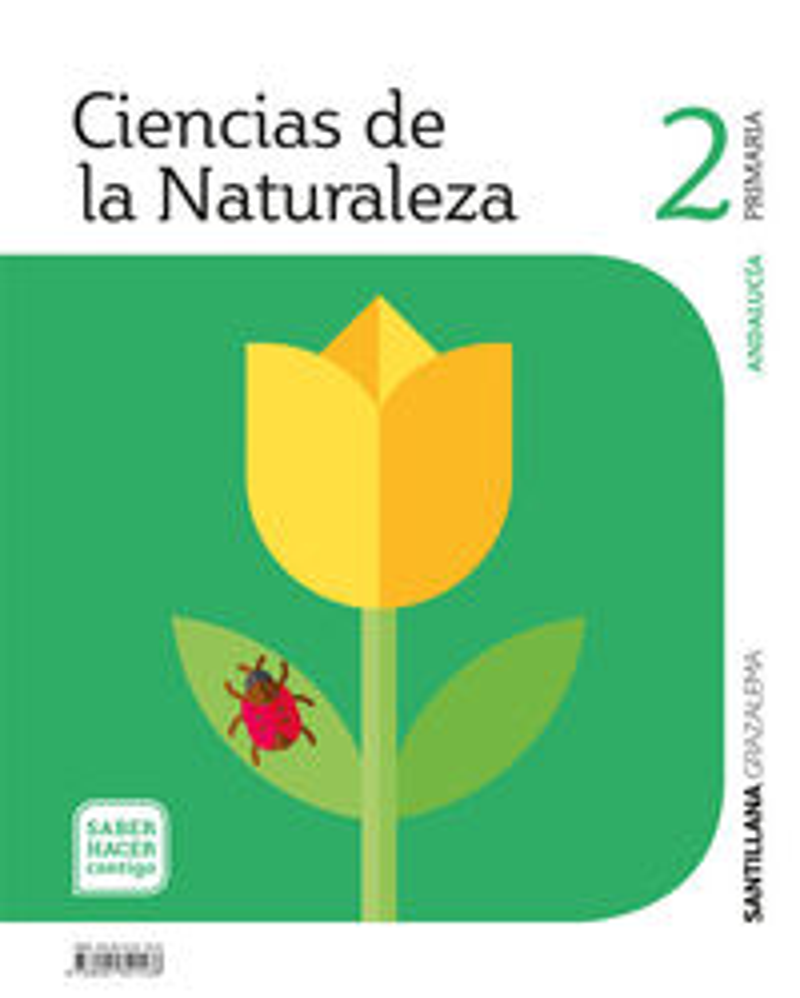 EP 2 - CIENCIAS NATURALEZA (AND) - OBSERVA - SABER HACER CONTIGO