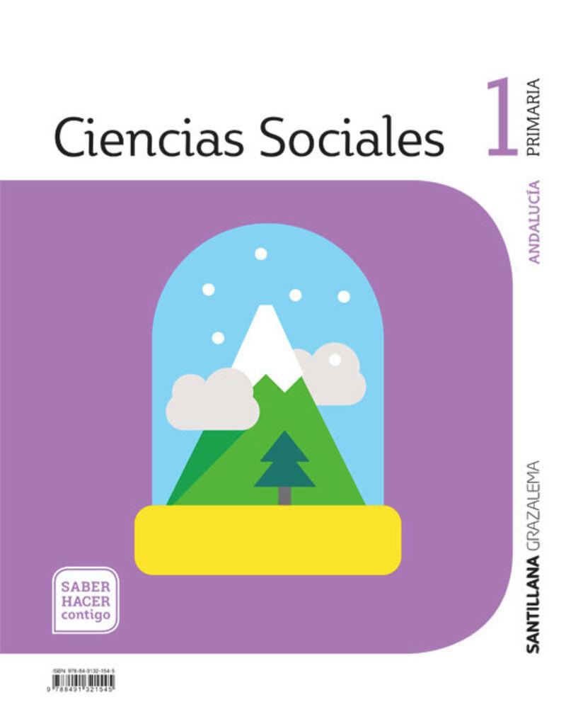 EP 1 - CIENCIAS SOCIALES (AND) - EXPLORA SABER HACER CONTIGO
