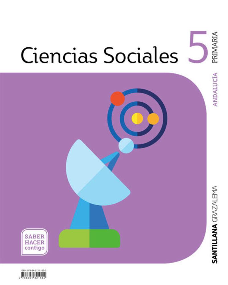 EP 5 - CIENCIAS SOCIALES (AND) - SABER HACER CONTIGO