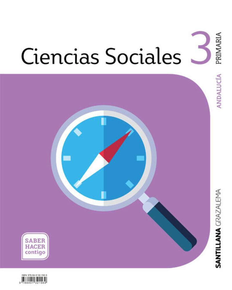 EP 3 - CIENCIAS SOCIALES (AND) - SABER HACER CONTIGO