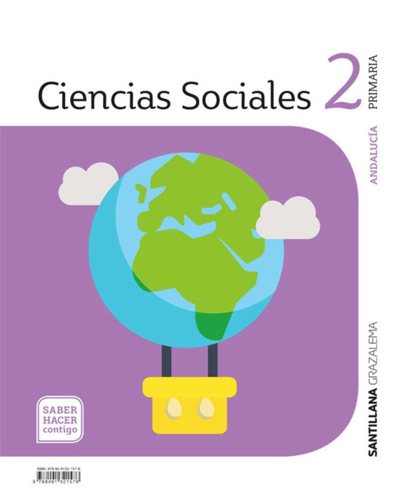 EP 2 - CIENCIAS SOCIALES (AND) - EXPLORA - SABER HACER CONTIGO