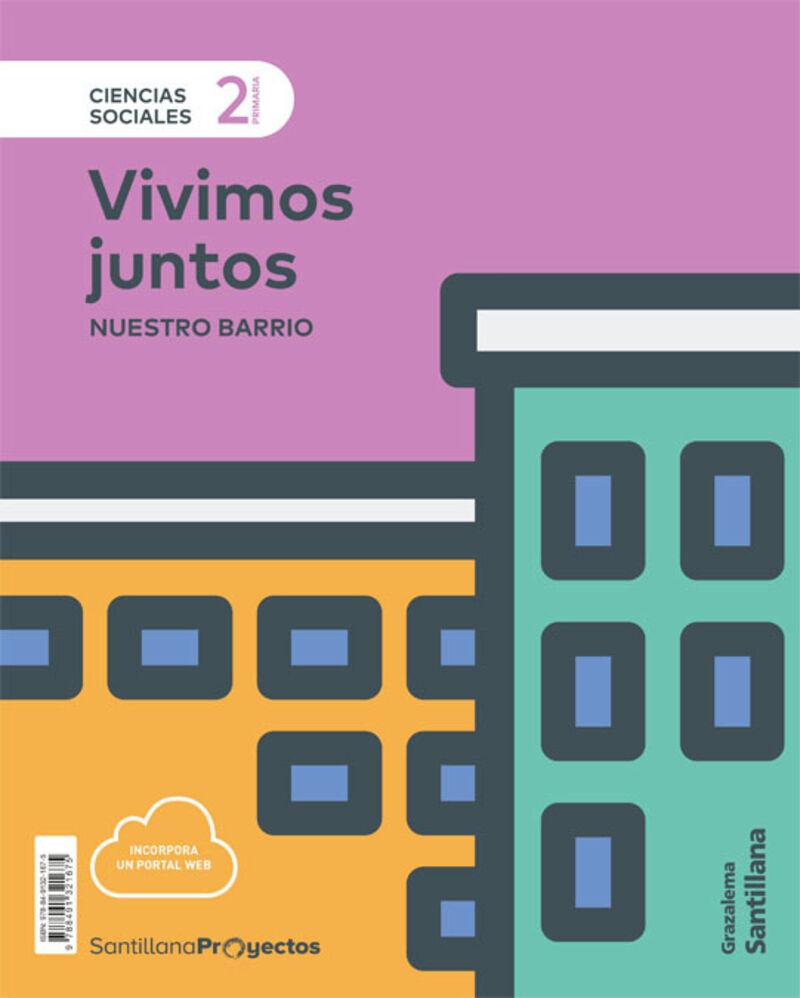 EP 2 - NIVEL I - CIENCIAS SOCIALES (AND) - VIVIMOS+TIEMPO