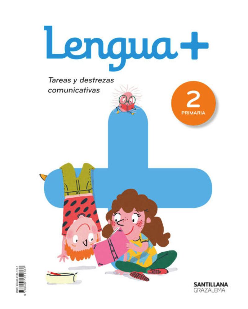 EP 2 - LENGUA (AND) - LENGUA+ - TAREAS Y DESTREZAS COMUNICATIVAS