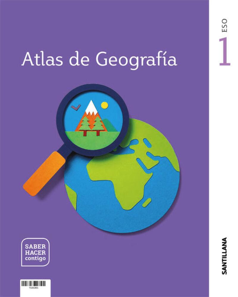 ESO 1 - GEOGRAFIA E HISTORIA (AND) - SABER HACER CONTIGO