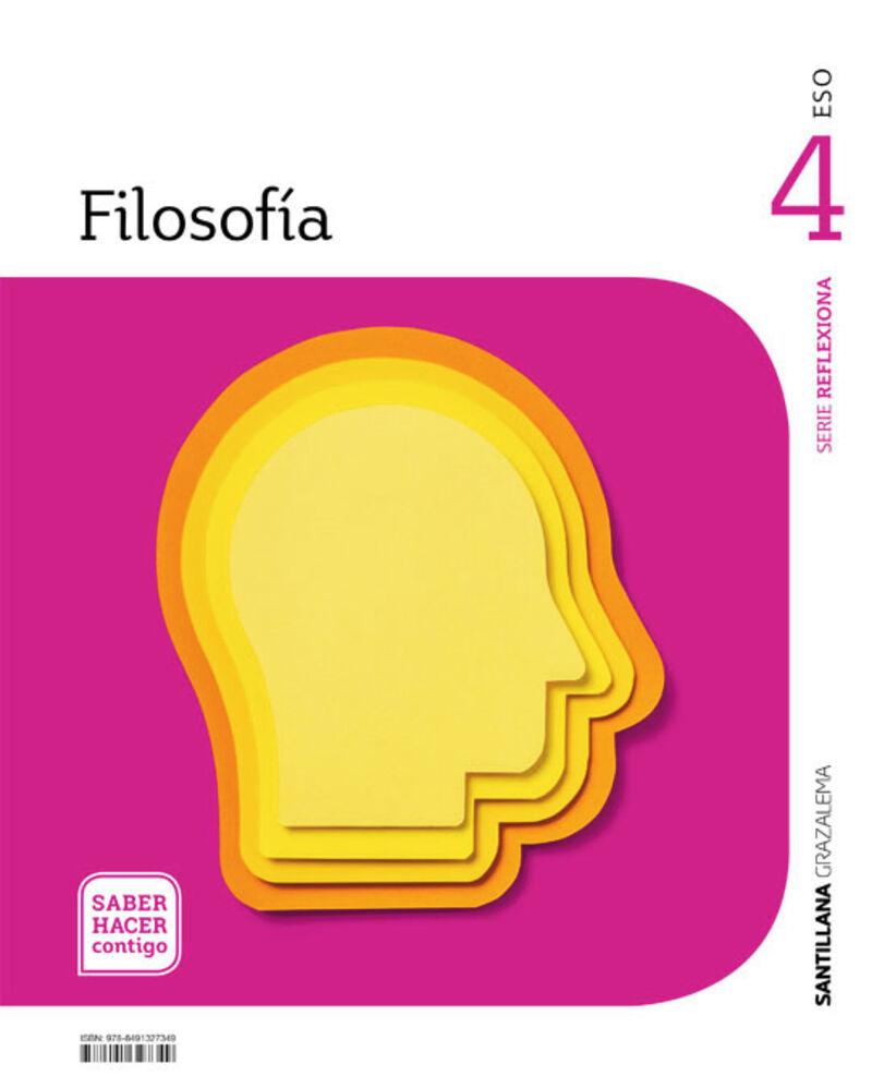 ESO 4 - FILOSOFIA (AND) - SABER HACER CONTIGO