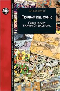 FIGURAS DEL COMIC - FORMA, TIEMPO Y NARRACION SECUENCIAL