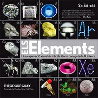 (2 ED) ELEMENTS, ELS - UNA EXPLORACIO VISUAL DE TOTS ELS ATOMS CONEGUTS DE L'UNIVERS