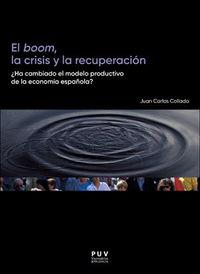 BOOM, LA CRISIS Y LA RECUPERACION, EL