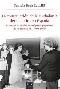 CONSTRUCCION DE LA CIUDADANIA DEMOCRATICA EN ESPAÑA, LA