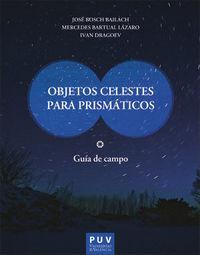 OBJETOS CELESTES PARA PRISMATICOS