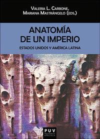 ANATOMIA DE UN IMPERIO - ESTADOS UNIDOS Y AMERICA LATINA