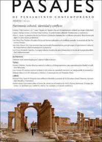 PATRIMONIO CULTURAL, IDENTIDAD Y CONFLICTO - PASAJES, 61