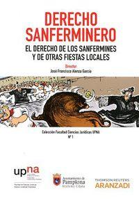 Derecho Sanferminero (duo) - Jose Francisco Alenza Garcia