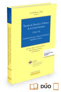 TRATADO DE DERECHO Y POLITICAS DE LA UNION EUROPEA VIII (DUO)