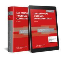 (6 Ed) Ley Concursal Y Normas Complementarias (duo) - Aa. Vv.