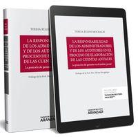 ADMINISTRADORES Y AUDITORES EN LA MANIPULACION DE LAS CUENTAS ANUALES, LOS (DUO)
