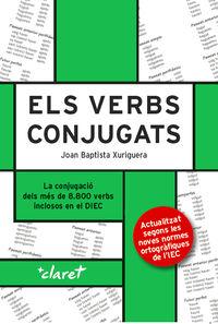 VERBS CONJUGATS, ELS (CATALANS)