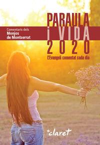 PARAULA I VIDA 2020 - L'EVANGELI COMENTAT CADA DIA